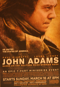 John Adams HBO @ BPL March 2008