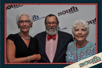 Janet Oliver, John Severance, Sylvia Severance