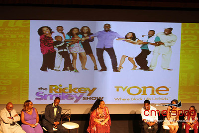 TV ONE presents the Rickey Smiley Show premiere party in Atlanta at the Buckhead Theatre.