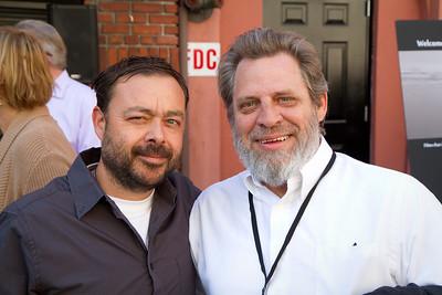 John Barnhardt and Danny Jones
