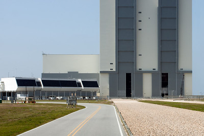 VAB and shuttle launch control.