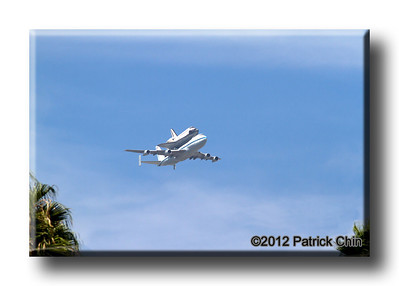 Final Journey of Shuttle Endeavour