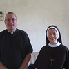 Me and Sister Mary Francesca