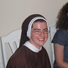 Sister Mary Anthony (not at final vows stage, but very happy with the name of my parish.