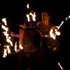 Nocturnal Sunshine at the Crucible's Fire Arts Festival, 2009