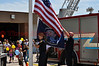 Cimarron Hills Fire Protection District revealed their new logo for the first time to the public on August 4, 2012 at noon. Their new department flag was also revealed and hoisted during their 40th Department Anniversary.