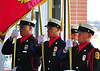 Colorado Springs Fire Department Honor Guard at Fire Station #21 Grand Opening on August 29, 2013.