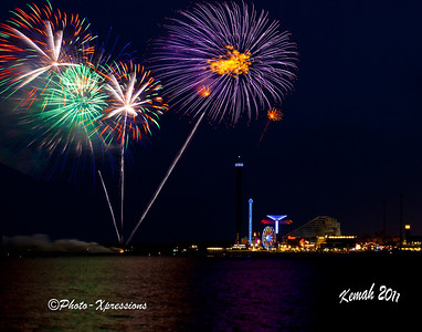 Kemah Fireworks 2011_3348
