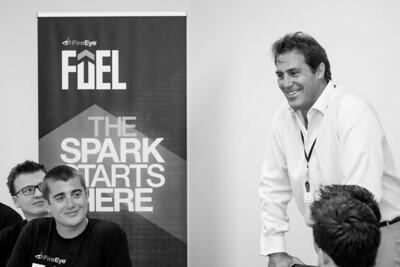 FireEye Speaker Event with Dave DeWalt 2013