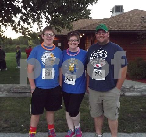 Gabe, Amy, and Matt Rodenberg.