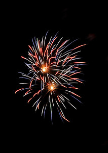 Fireworks - Hillsborough