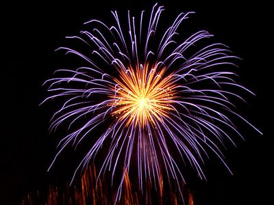 Fireworks July 4, 2005