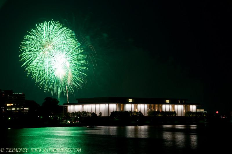 July 4th Fireworks-Washington, D.C.