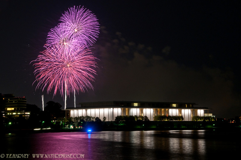 July 4th Fireworks-Washington, D.C.