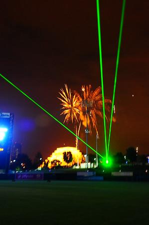 Sacopalozza Fireworks 2011