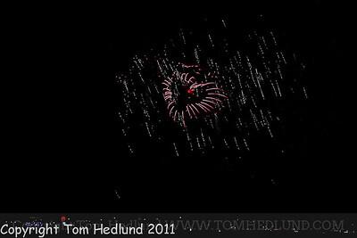 Fireworks ( Thunder over Louisville) 2011