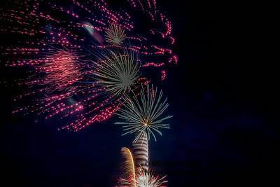 Fireworks-Jamestown ND