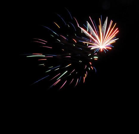 McKinney, Tx Fireworks - McKinney Fourth