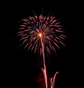 Fireworks 2. Photo: Martin Bager. Fireworks in Tivoli.  Photo: Martin Bager.