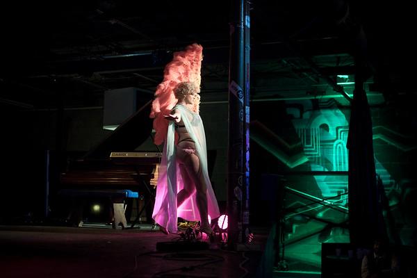First Annual Bourbontown Burlesque Festival;  12/16/17