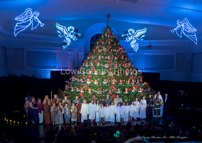 214 Singing Christmas Tree