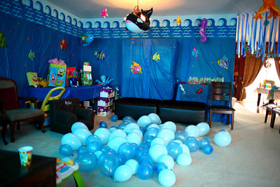 First Birthday Party!  3-27-11