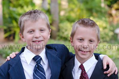 First Communion Boys 2015