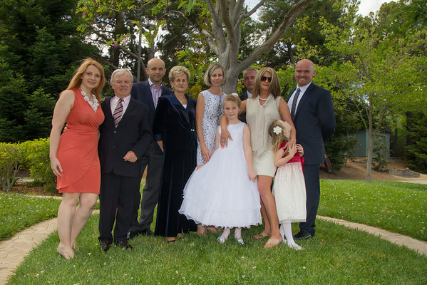 First Communion - event Photography