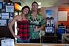 CJ & Julia, the owners of Acai Alaska.  Nice people!  :)