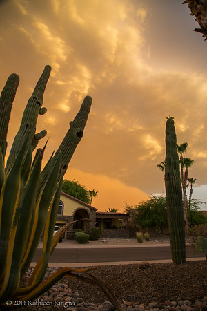 First Haboob of 2014