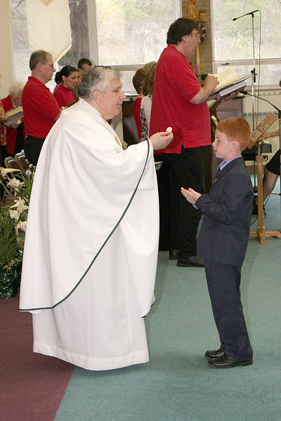 First Holy Communion 2009