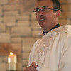 Fr. Greg gives his first homily as a priest