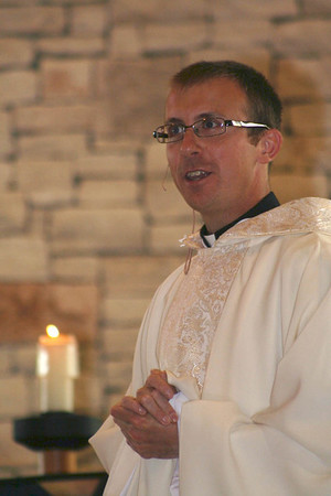 First Mass, Fr. Greg Schill