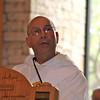 Dn. Dan Quaderer proclaims the Gospel