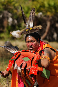 Creek, Iron Horse Dancers,  Seminole Shootout at Big Cypress Seminole Reservation