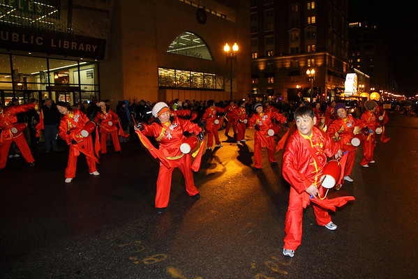 Boston Chinese Drum Troupe