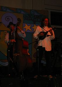 Klezamir musicians Joe and Jim