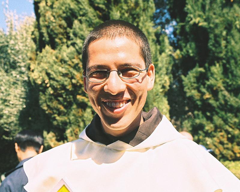 Br. Leonel Varela of Jesus and Carmel