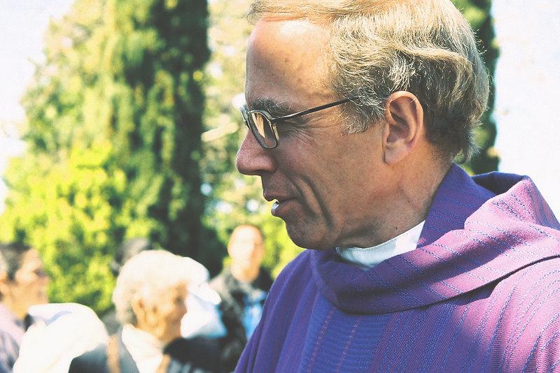 Father Gerald Werner, OCD Provincial