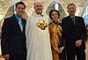 Fr. Steve with James' family
