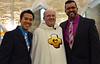 James, Fr. Steve and Juancho