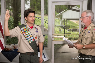 Fisher Eagle Scout Court of Honor 5-21-17