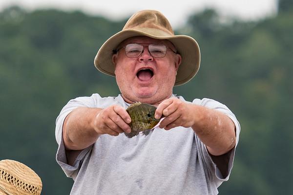 Fishing Has No Boundaries 2018