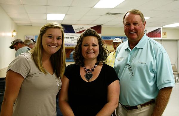 Texas Trio Class 2011