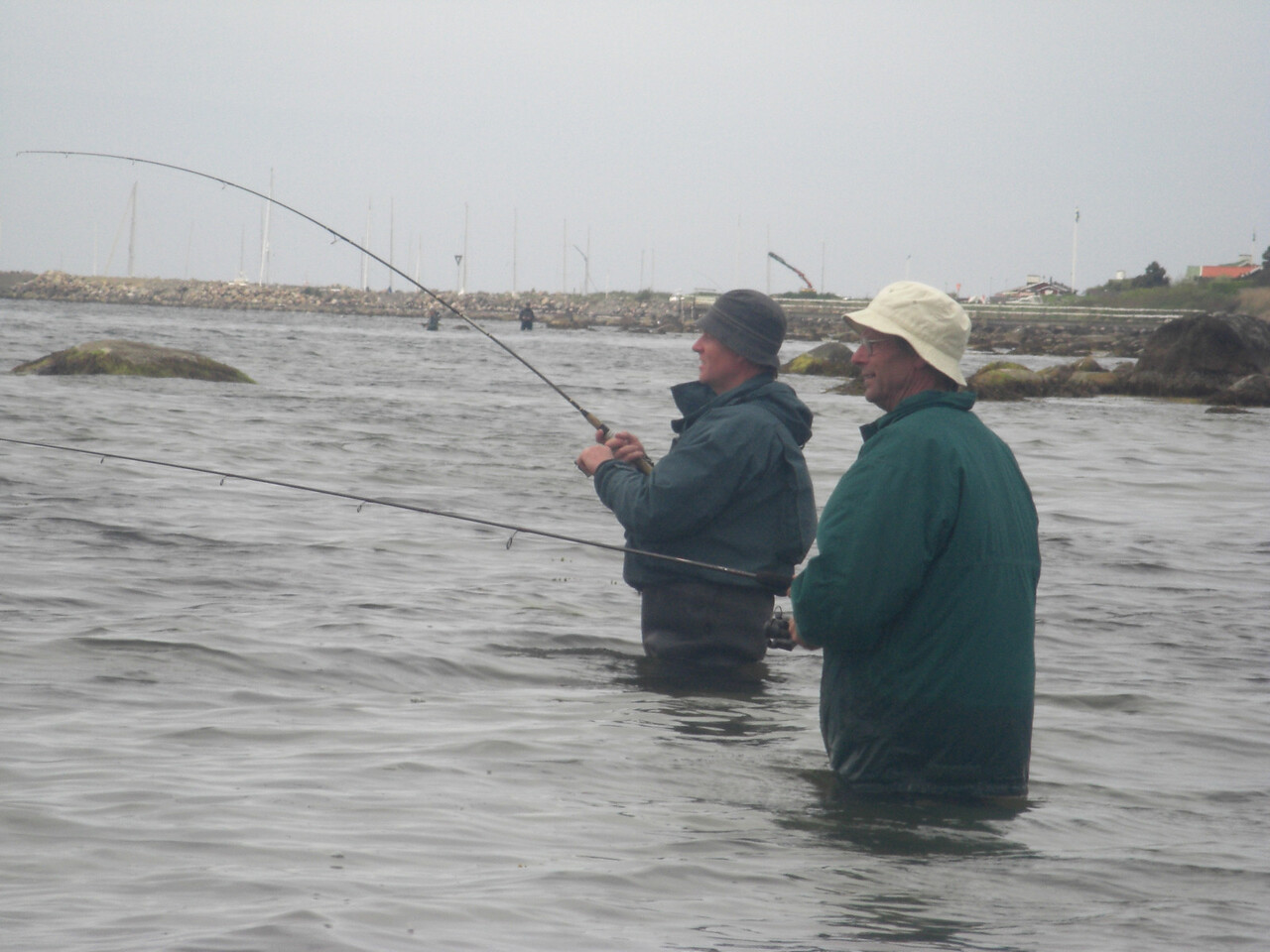 2009-05-03, Fisketur Domsten