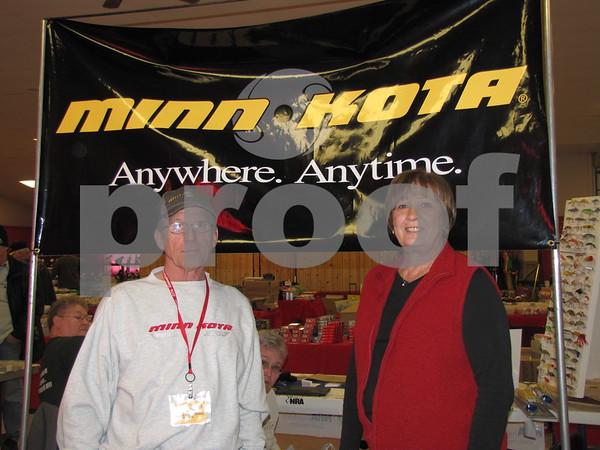 Tony and Sue Whitmore of Iowa Falls are an Authorized Minn-kota Service Center.
