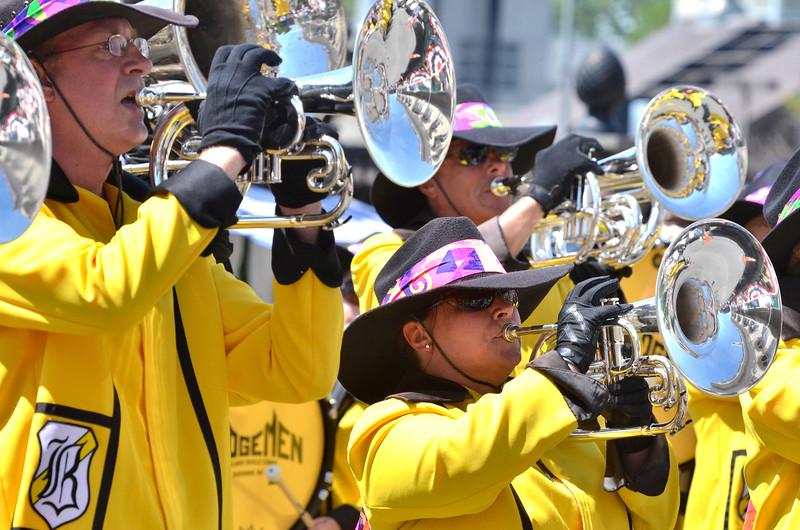 MIKE McMAHON - MMcMAHON@DIGITALFIRSTMEDIA.COM, The 48th flag day parade in Troy, Sunday June 14, 2015