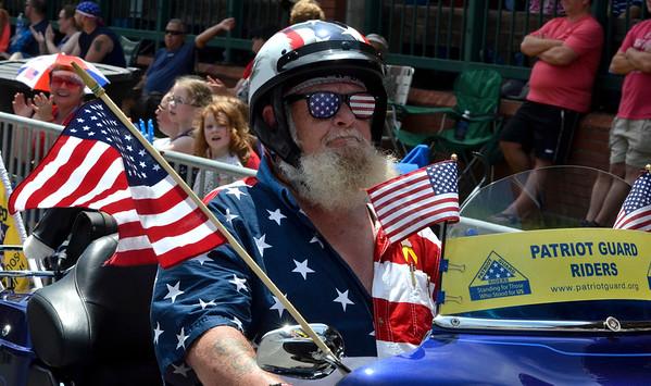 Flag Day Parade 2015