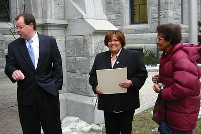 State Rep Kane, Maria Mercedes, Doris McKethan