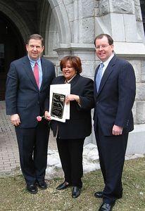 Mayor Sullivan, Maria Mercedes, State Rep. Kane